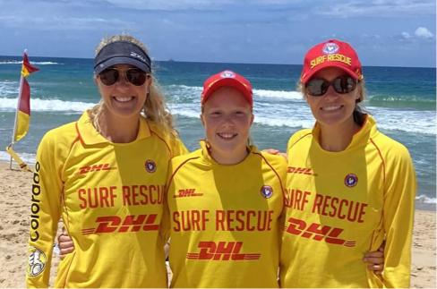 Surf club life skills & friendship