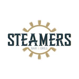 Steamers Bar & Grill Logo